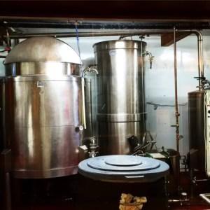 Alaskan Brewing Company. Juneau. Alaska.