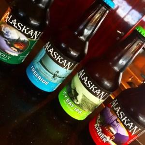 Alaskan Brewing Company. Juneau. Alaska