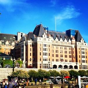 Victoria. British Columbia. Canada