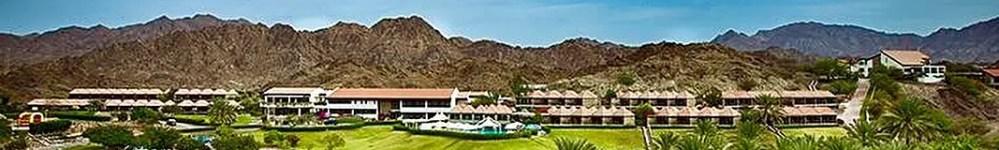 JA Hatta Fort Hotel. Hatta. UAE.