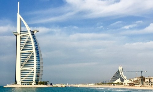 Dubai Guide Part #4. Beaches. Dubai. UAE.