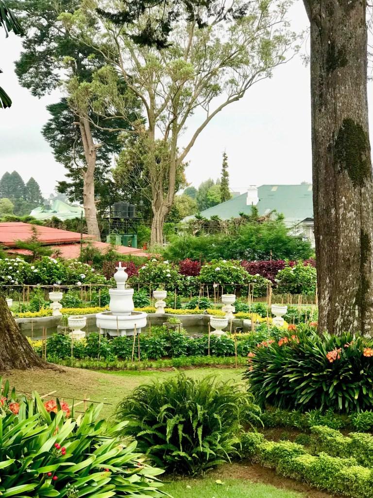 Nuwara Eliya. Sri Lanka.
