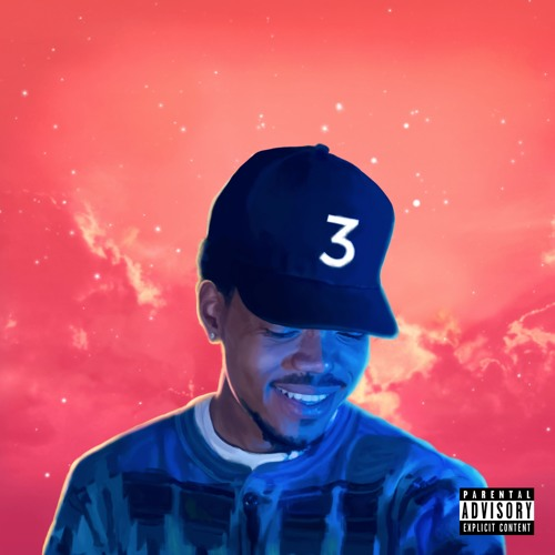 "Chance The Rapper - ""Coloring Book"""