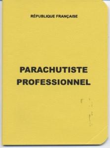 devenir Parachutiste Professionnel