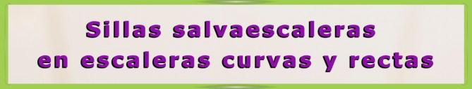 Sillas curvas y rectas