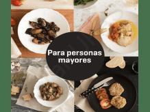 Menú a Domicilio Para Personas Mayores