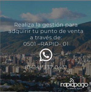 Rapidpago Venezuela