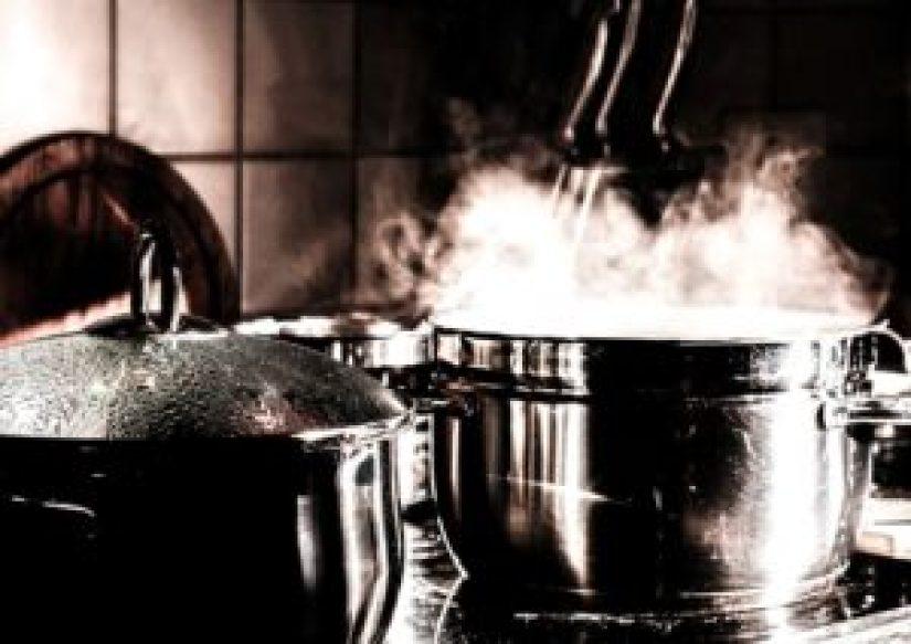 como curar una olla de aluminio (1)