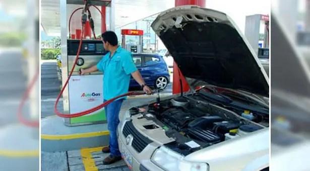 Estaciones de gas natural vehicular en Venezuela