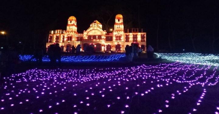Festival Light kaliurang