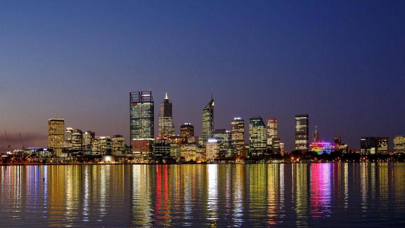 perth Nama-nama Negara di Benua Australia