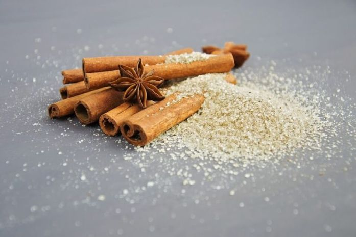 kayu manis cinnamon Makanan untuk mengecilkan perut buncit diet