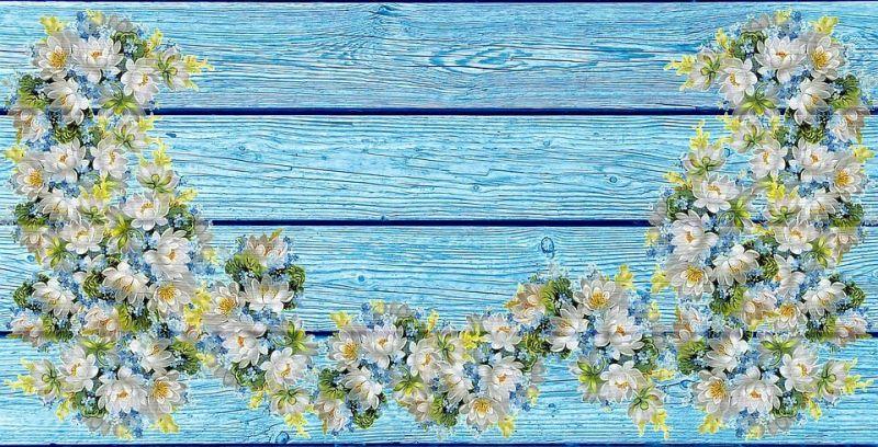 background biru