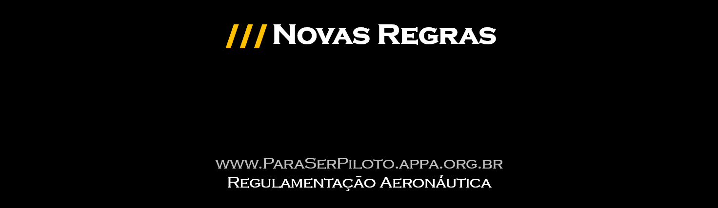 "ATENÇÃO: ANAC regulamenta o registro das horas de voo como SIC (""copiloto"") de aeronaves 'single pilot'"
