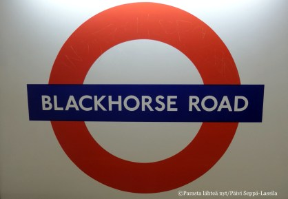 Blackhorse Road.