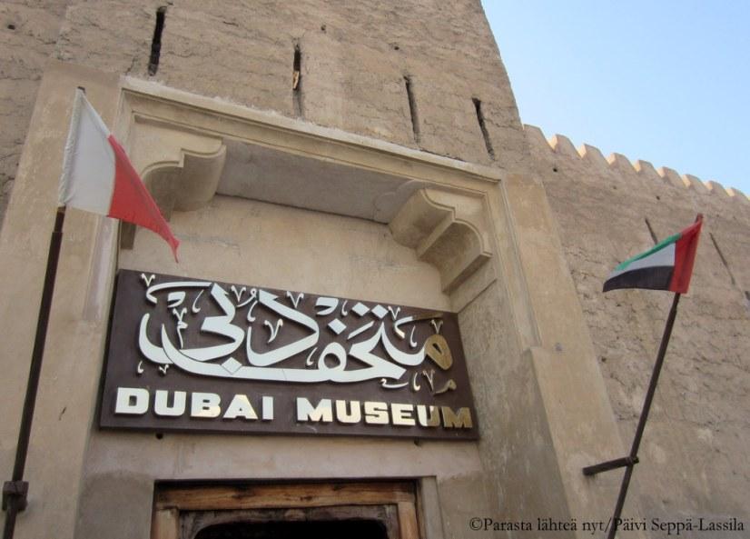 Dubain museo.