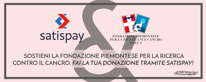 donazione satispay