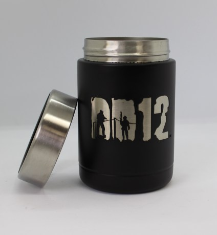 DD12 can holder ring off