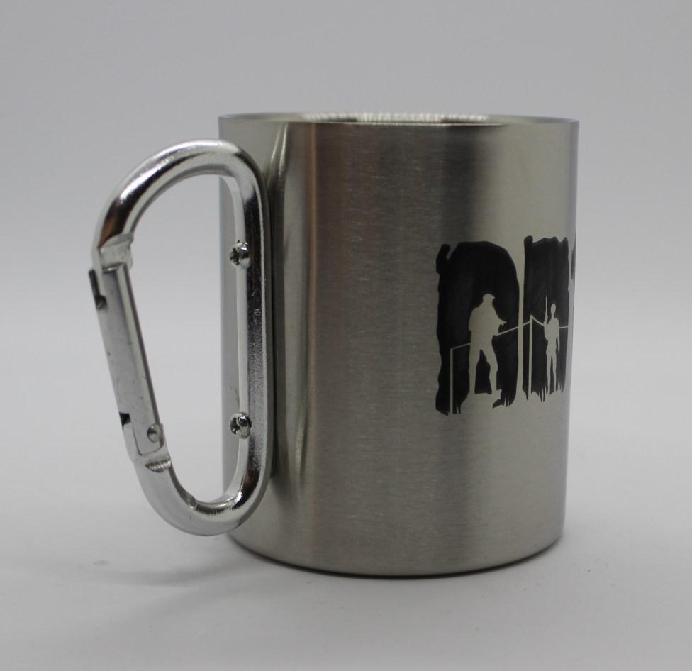 DD12 camp mug handle