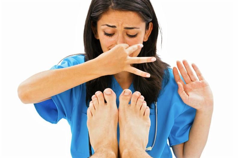 remedios olor de pies