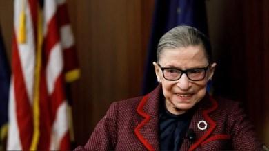 Photo of Morre juíza Ruth Bader Ginsburg, conhecida como 'RBG' e marcante por  trabalho humanista no Supremo Tribunal dos EUA