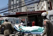 Photo of Paciente com covid-19 morre durante transferência de hospital no Rio