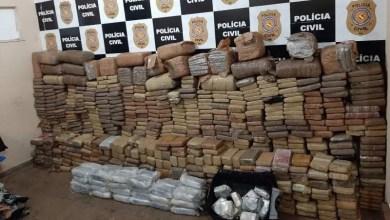 Photo of Polícia Civil apreende mais de uma tonelada de drogas em Santarém