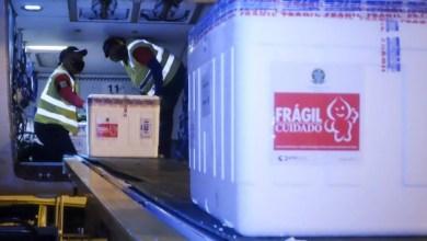 Photo of Pará recebe mais 67 mil doses de vacina destinadas à Região Metropolitana de Belém