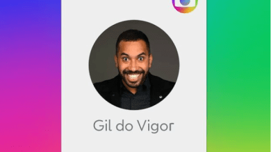 Photo of Ex-BBB Gil do Vigor assina contrato com a TV Globo