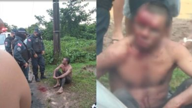 Photo of Homem é preso após invadir casa e dar marteladas em mulher na Grande Belém