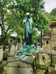 Peré Lachaise Cemetery