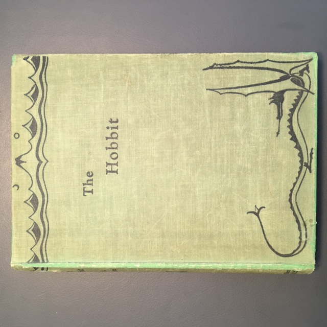 J.R.R. Tolkien Part 1: The Hobbit