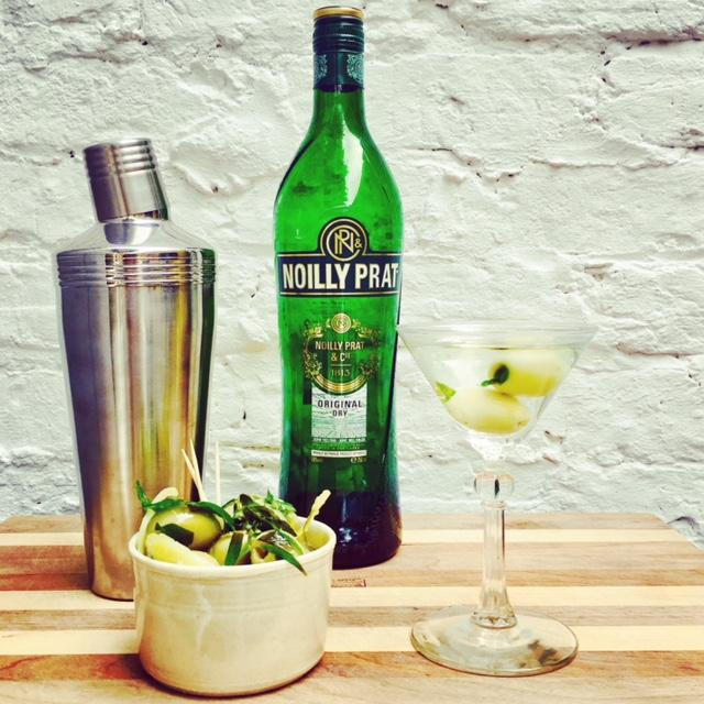Cocktail au noilly prat