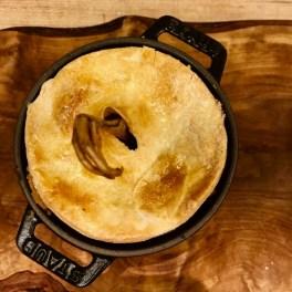 Washington Irving Part 3: pigeon pie