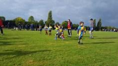 Match rugby enfant