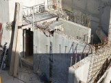 Futur escalier d'accès aux sous-sols