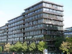 Rue Emile Durkheim, Paris