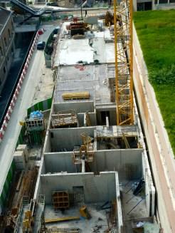 Parc 17 vue de haut