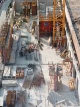 Partie médiane du bâtiment (Bât B)