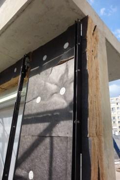 Installation des isolants