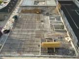 Parc 17, bâtiment C, dalle du 6° étage, 3 octobre 2014