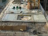 Parc 17, terrasse entre les bâtiments B & C, 6° étage, 3 octobre 2014