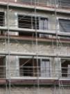 Pose des portes-fenêtres, bâtiment C