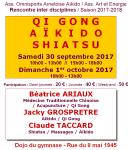 Rencontre inter disciplines - Arnay-le-Duc (21) - septembre 2017