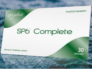 sp6 parches lifewave