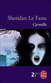 Carmilla, de Sheridan Le Fanu