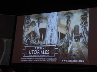 Utopiales 2012, au rapport !