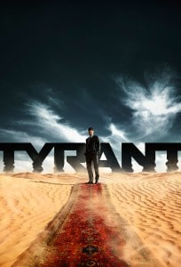 "Adam Rayner stars as Barry Al Fayeed in FX's ""Tyrant,"" premiering Tuesday, June 24 at 10:00 PM ET/PT."