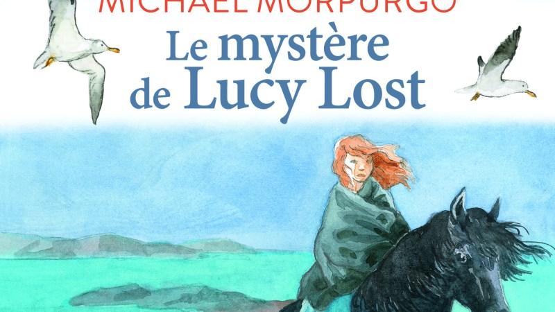Le mystère de Lucy Lost, Michaël Morpurgo