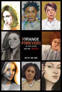 Orange is the new black, saison 7